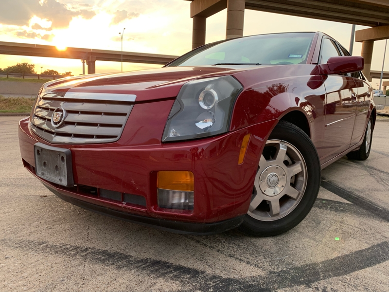 CADILLAC CTS 2004 price $4,900