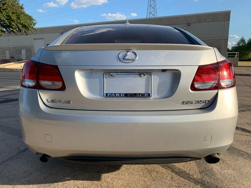 LEXUS GS 2007 price $8,900