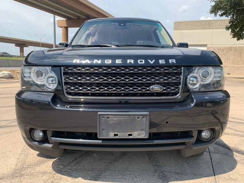 LAND ROVER RANGE ROVER 2012 price $12,900