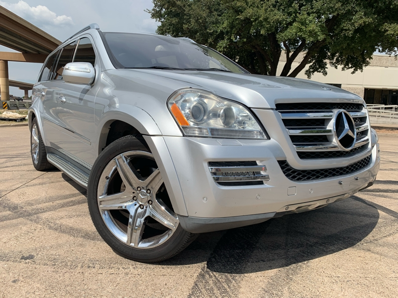 MERCEDES-BENZ GL 2010 price $13,900