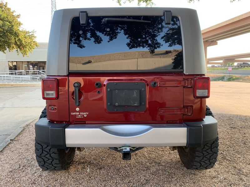 JEEP WRANGLER UNLIMI 2008 price $14,900