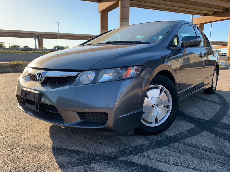HONDA CIVIC 2009 price $5,900
