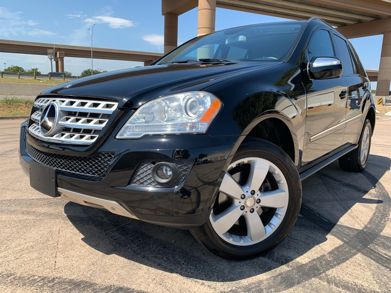 MERCEDES-BENZ ML 2009 price $9,900
