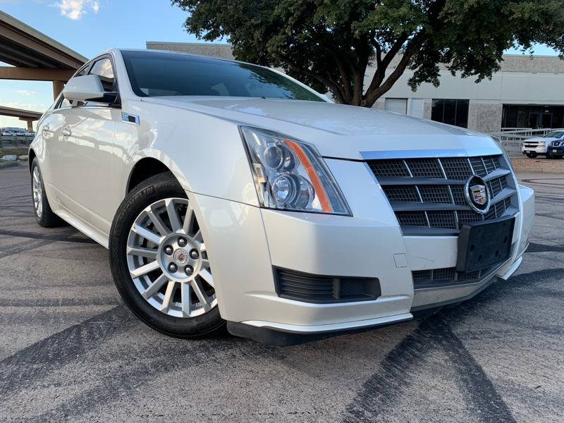 CADILLAC CTS 2011 price $7,900