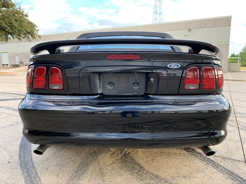 FORD MUSTANG 1998 price $3,900