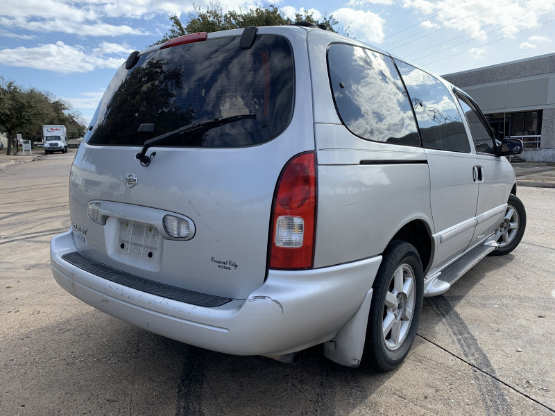 NISSAN QUEST 2001 price $2,900