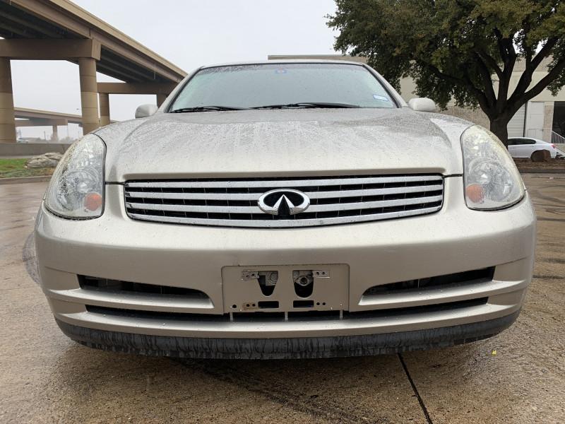 INFINITI G35 2004 price $3,900