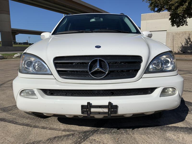 MERCEDES-BENZ ML 2002 price $1,900