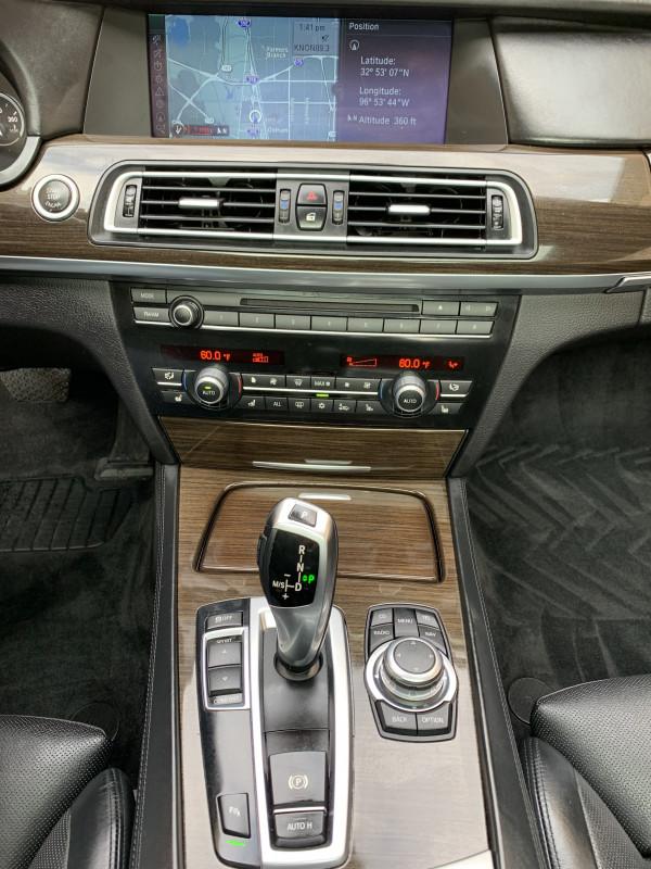 BMW 750 2011 price $12,897