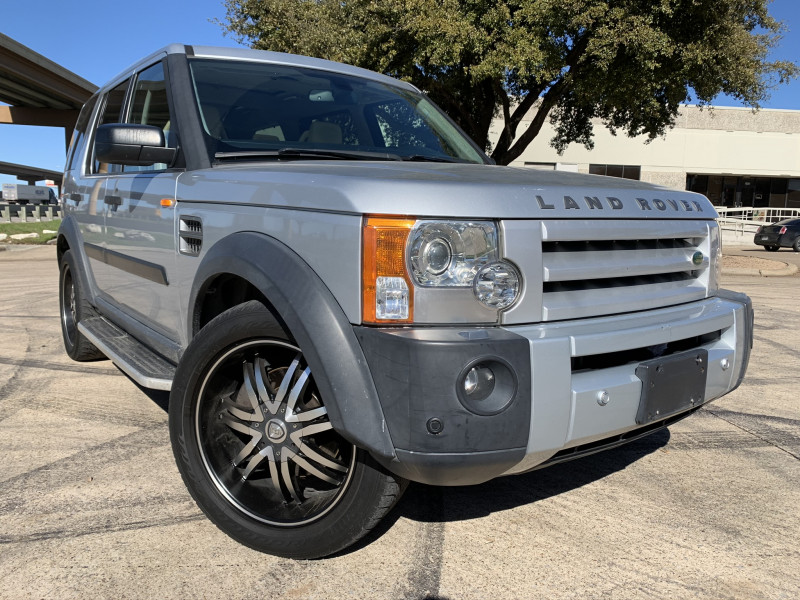LAND ROVER LR3 2007 price $6,900