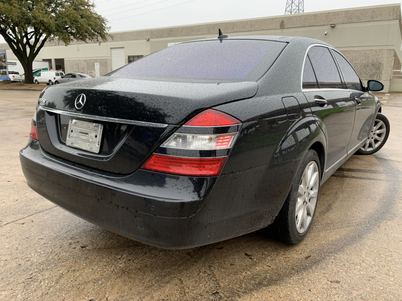 MERCEDES-BENZ S-CLASS 2007 price $9,900