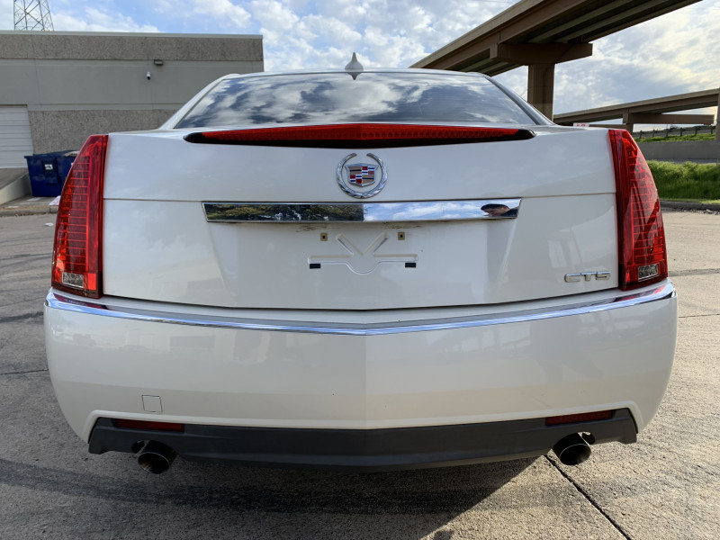 CADILLAC CTS 2009 price $8,900