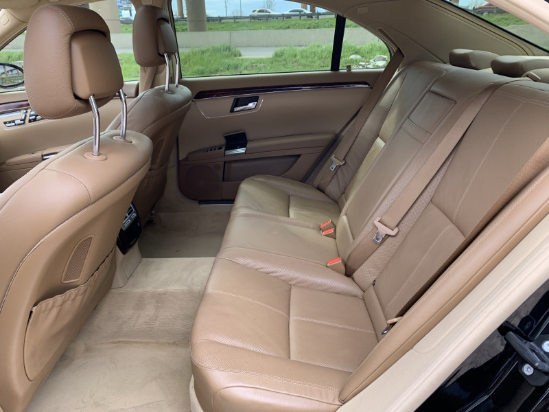 MERCEDES-BENZ S-CLASS 2008 price $11,900