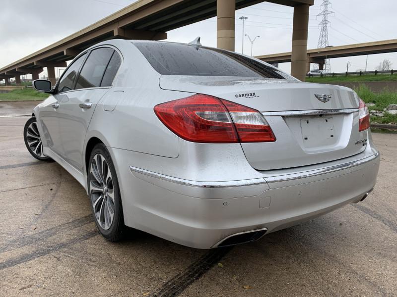 HYUNDAI GENESIS 2012 price $9,900