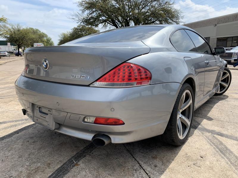BMW 650 2007 price $8,900