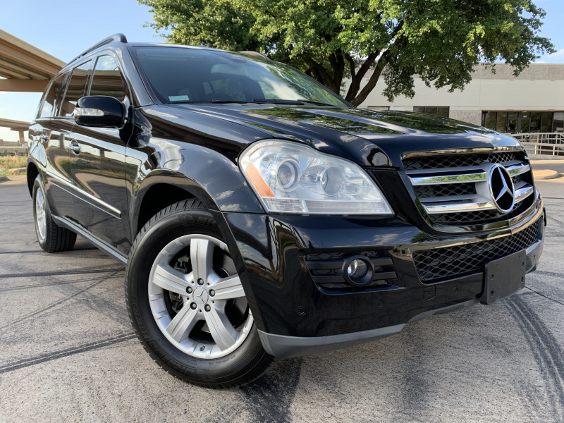 MERCEDES-BENZ GL 2007 price $8,900