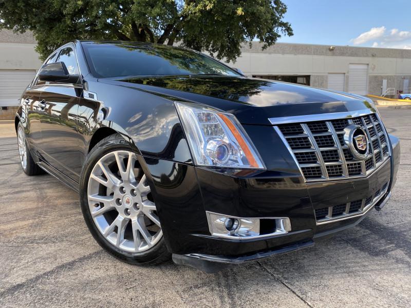 CADILLAC CTS 2012 price $12,900