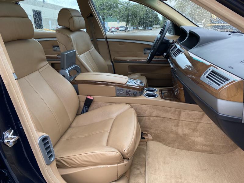 BMW 750 2008 price $8,900
