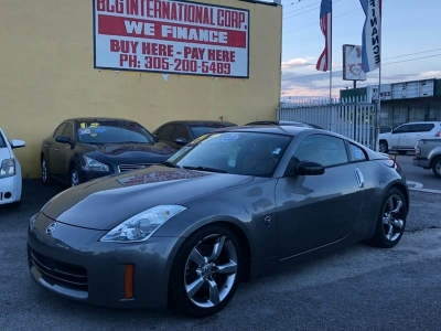 2007 Nissan 350Z Grand Touring 2dr Coupe (3.5L V6 5A)