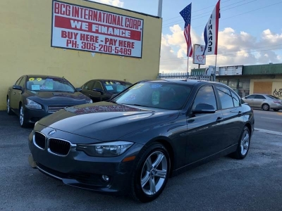 2013 BMW 3 Series 328i 4dr Sedan