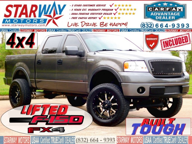 Ford F-150 2006 price $11,945