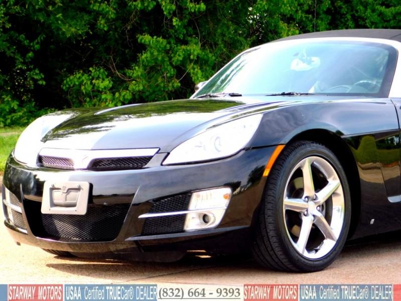 Saturn Sky 2007 price $8,199