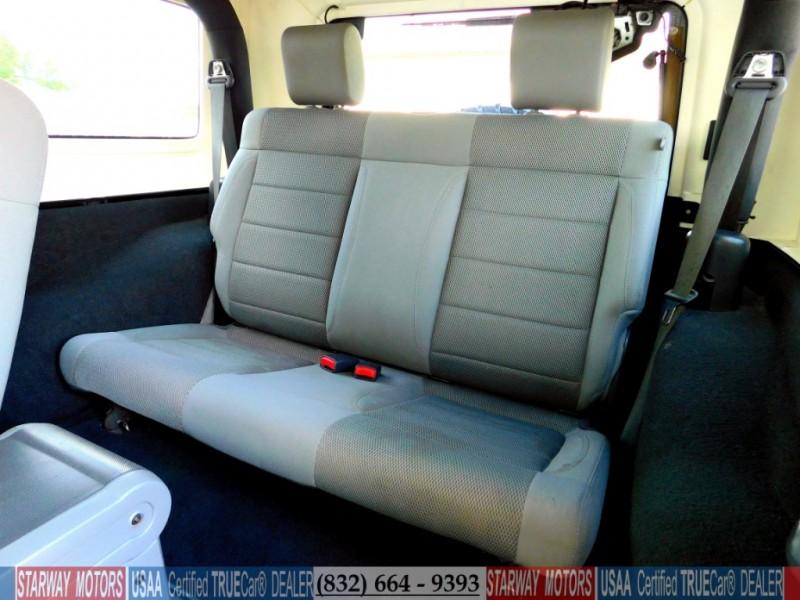 Jeep Wrangler 2007 price $14,440