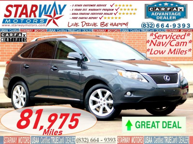 Lexus RX 350 2010 price $15,495