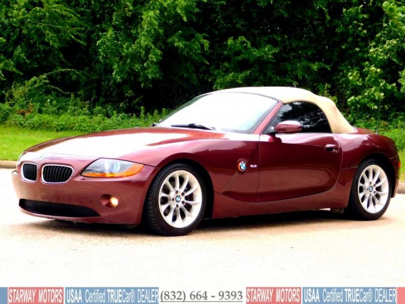 BMW Z4 2003 price $8,994
