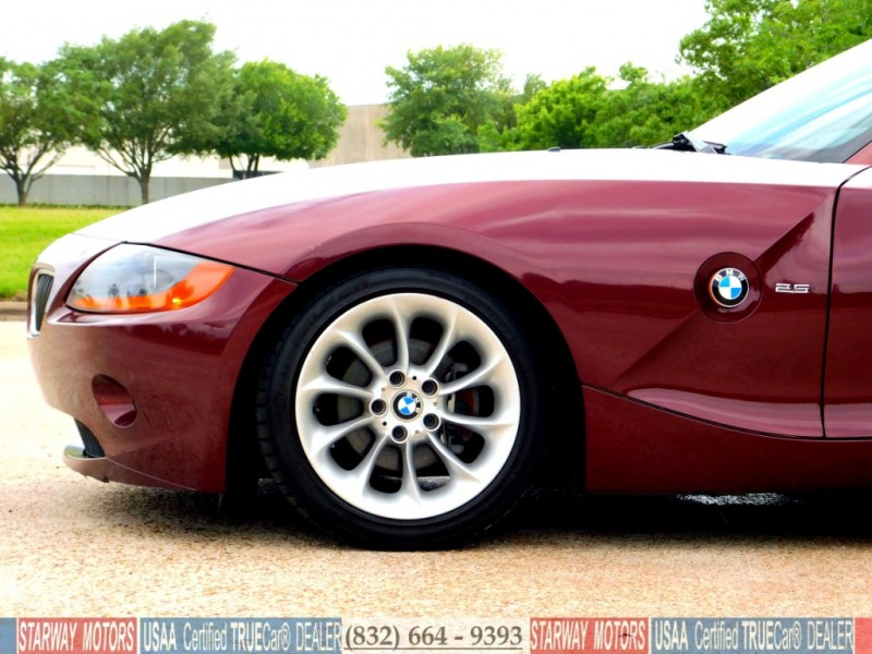 2003 Bmw Z4 2dr Roadster Convertible 2 5i Starway Motors