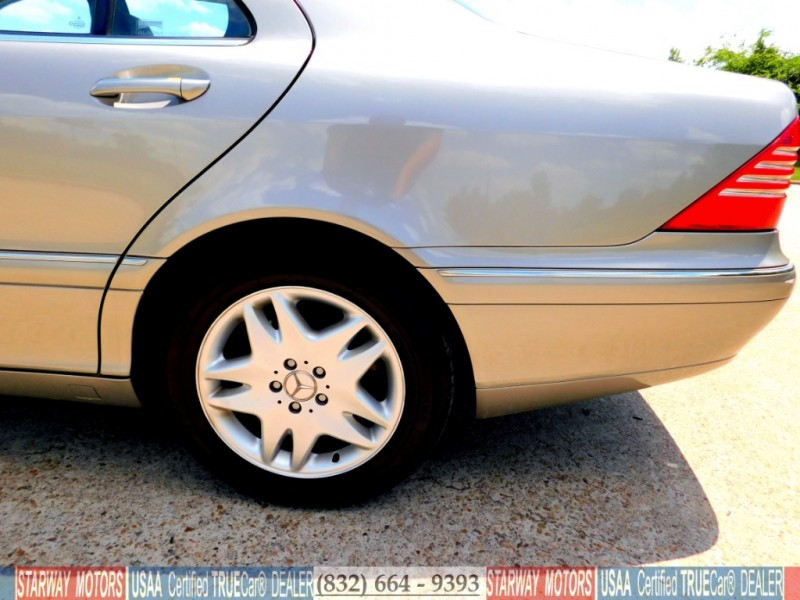 Mercedes-Benz S-Class 2003 price $6,400