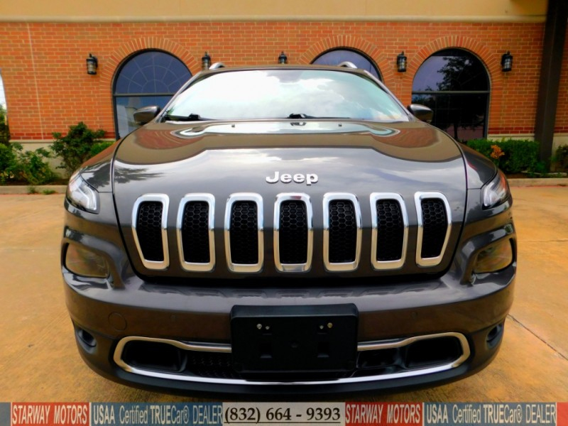 Jeep Cherokee 2014 price $14,995