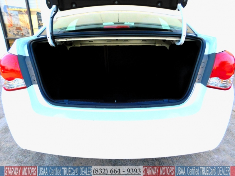 Chevrolet Cruze 2014 price $8,389