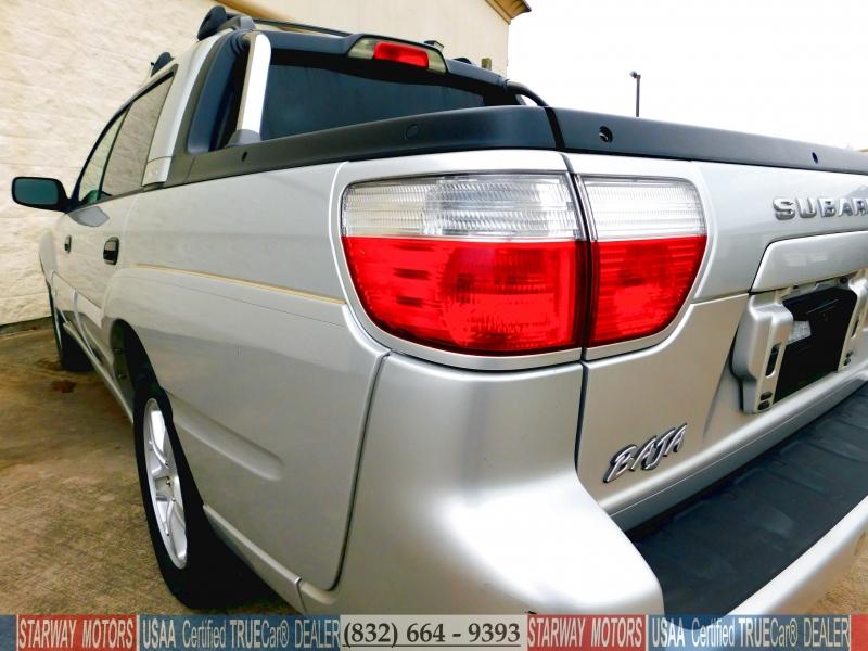 Subaru Baja 2005 price $8,449