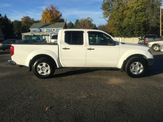 2006 Nissan Frontier SE Crew Cab V6 Auto 4WD - Inventory | Skytop ...