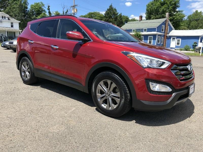 Hyundai Santa Fe Sport 2014 price $11,995