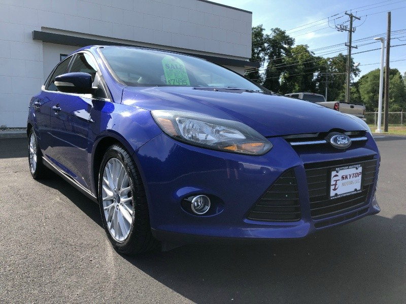 Ford Focus 2014 price $7,495