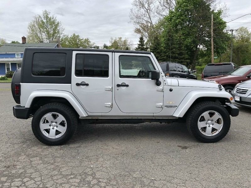 Jeep Wrangler 2008 price $14,995