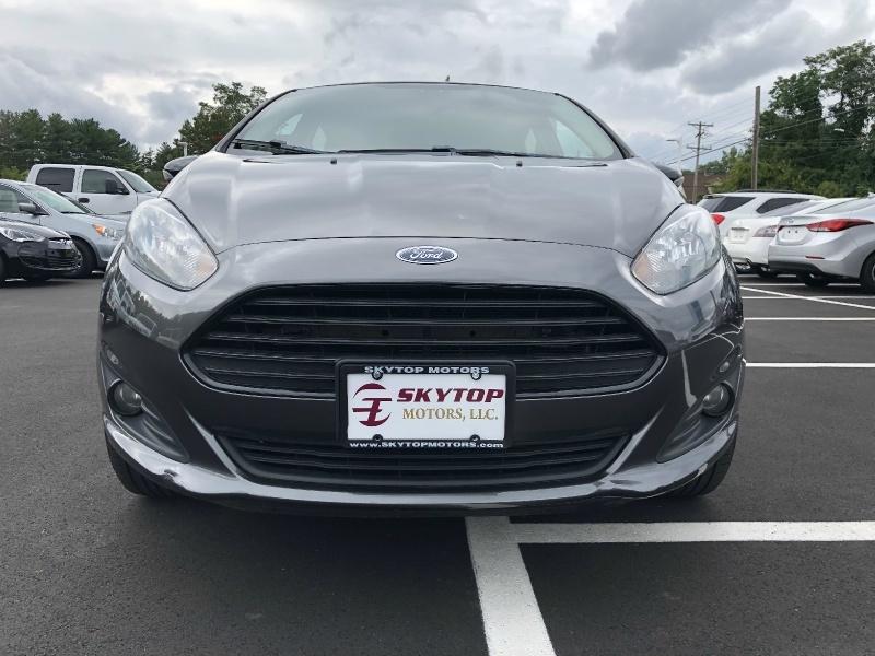 Ford Fiesta 2016 price $6,495