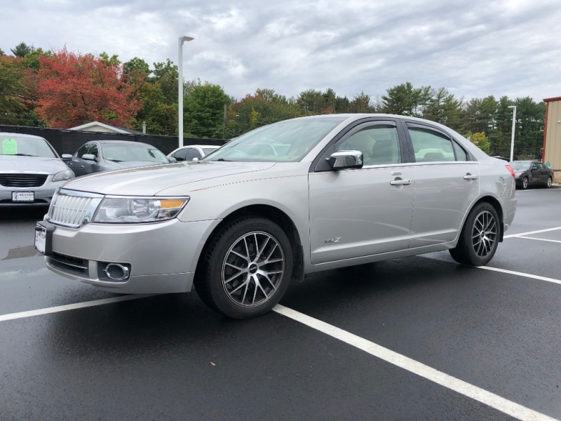 Lincoln MKZ 2008 price $5,995