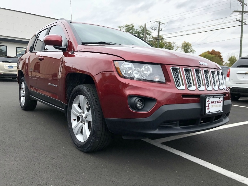 Jeep Compass 2016 price $13,495
