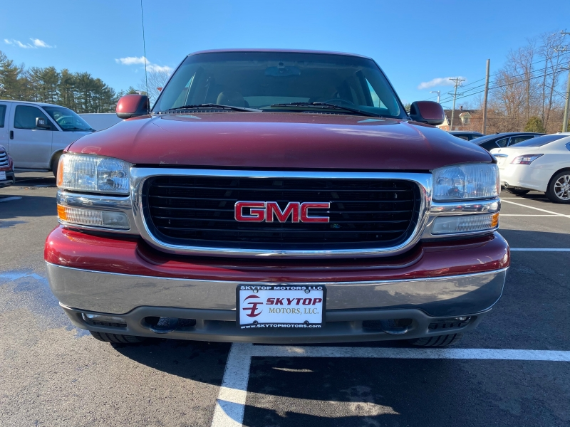 GMC Yukon 2003 price $5,995