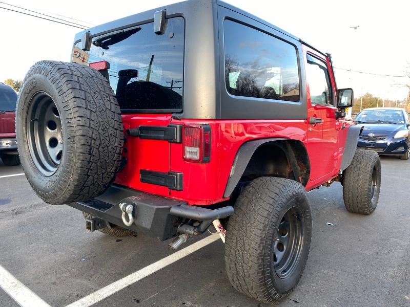 Jeep Wrangler 2011 price $13,495