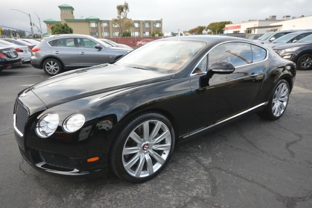 2013 Bentley Continental Gt V8 2dr Cpe Inventory Rmc Motorcars