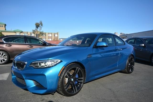 2017 BMW M2
