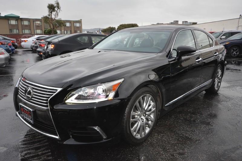 Lexus LS 460 2014 price $30,880