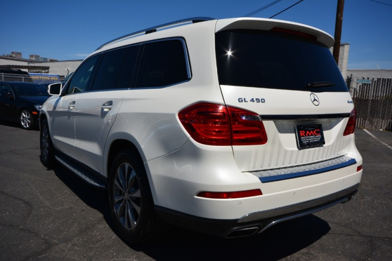Mercedes-Benz GL 2016 price $40,880