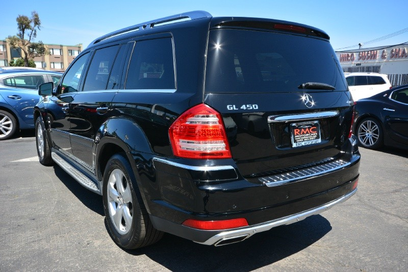 Mercedes-Benz GL-Class 2012 price $13,880