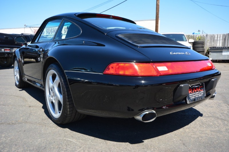 Porsche 911 Carrera 1997 price $69,990