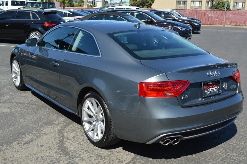 Audi A5 2015 price $18,880